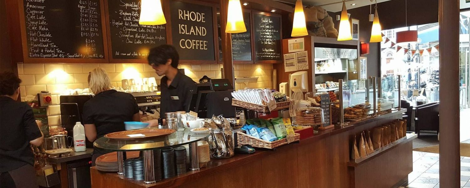 Rhode Island Coffee Stockport Old Town