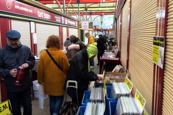 Stockport Book and Record Fair